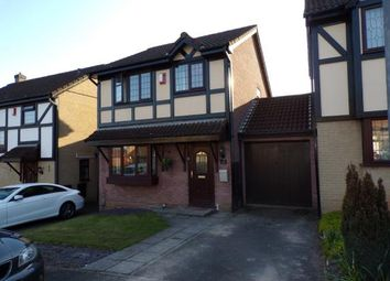 Thumbnail 3 bed link-detached house for sale in Palmers Close, Barrs Court, Bristol