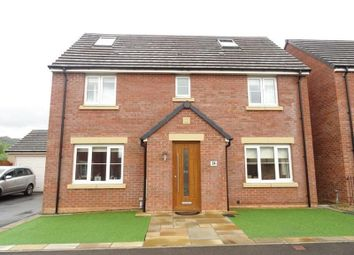 Thumbnail 5 bedroom detached house for sale in Tir Founder Fields, Cwmbach, Aberdare