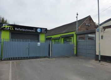 Thumbnail Light industrial for sale in Meadowdale Works Dimminsdale, Willenhall