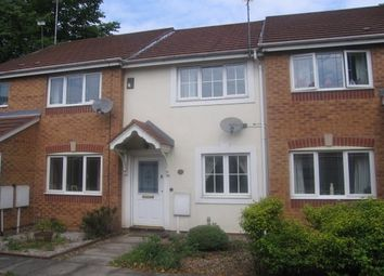 Thumbnail 2 bed town house to rent in Caddaw Avenue, Hucknall, Nottingham