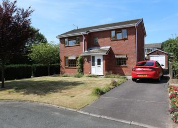Thumbnail 4 bed detached house for sale in Gladstone Grove, Bidduph, Staffordshire