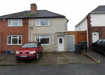 Thumbnail 2 bed semi-detached house for sale in Stonehill Avenue, Birstall, Leicester, Leicestershire