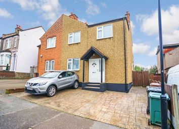 Thumbnail 3 bed semi-detached house for sale in Sky Peals Road, Woodford Green