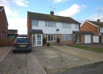 Thumbnail Semi-detached house for sale in Welbeck Avenue, Aylesbury, Buckinghamshire