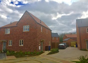 Thumbnail 2 bed semi-detached house for sale in Flanders Close, Bicester