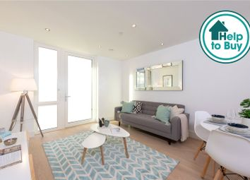 Thumbnail 1 bed flat for sale in Padcroft Works, Tavistock Road, Yiewsley, West Drayton