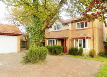 Thumbnail 6 bed detached house to rent in Moor Park Court, North Shields