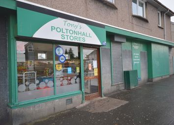 Thumbnail Retail premises for sale in Hopefield Park, Bonnyrigg, Midlothian
