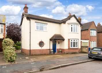 Thumbnail 3 bed detached house for sale in Avenue Road, St. Neots