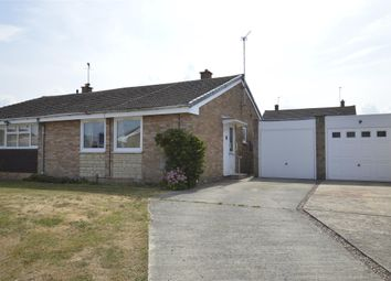 Thumbnail 2 bedroom semi-detached bungalow for sale in Kayte Close, Bishops Cleeve