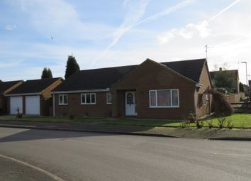 Thumbnail 3 bed detached bungalow for sale in Bowker Way, Whittlesey, Peterborough