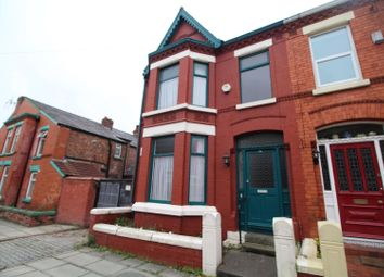 Thumbnail 3 bed terraced house for sale in Eardisley Road, Wavertree, Liverpool