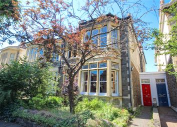 Thumbnail 5 bed semi-detached house for sale in Woodstock Avenue, Redland, Bristol