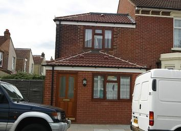 Thumbnail 2 bedroom end terrace house to rent in Percival Road, Copnor, Portsmouth
