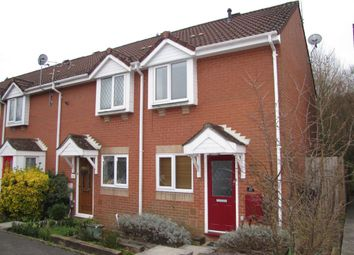 Thumbnail 2 bed terraced house to rent in Thistle Rd, Hedge End