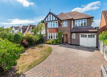4 bed detached house for sale in Vincent Road, Stoke D'abernon, Cobham KT11