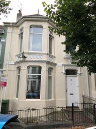 Thumbnail 4 bed shared accommodation to rent in Seymour Avenue, Plymouth