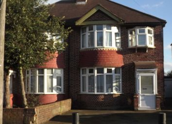 Thumbnail 3 bed semi-detached house for sale in Boundaries Road, Feltham