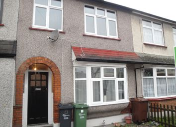 Thumbnail 3 bed terraced house to rent in Herbert Gardens, Chadwell Heath