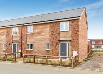 Thumbnail 4 bed terraced house for sale in Queens Court, Bicester