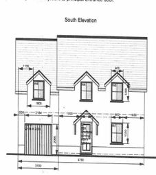 Thumbnail 4 bedroom detached house for sale in Llain Drigarn, Crymych