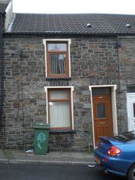 Thumbnail 1 bed terraced house to rent in High Street, Mountain Ash