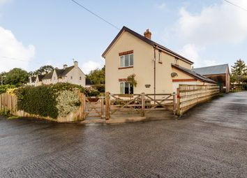 Thumbnail 3 bed detached house for sale in Rackenford, Tiverton