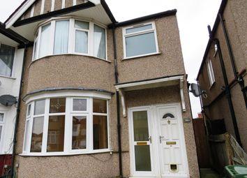 Thumbnail 2 bed maisonette to rent in Torver Road, Harrow-On-The-Hill, Harrow