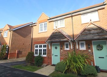 Thumbnail 3 bed semi-detached house for sale in Meadow Rise, Newton Abbot