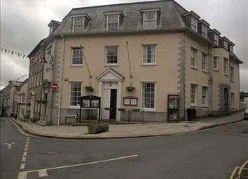 Thumbnail Office to let in Ground Floor, Saracen House, Higher Market Street, Penryn, Cornwall