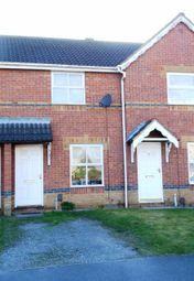Thumbnail 2 bed town house to rent in Rose Walk, Scunthorpe