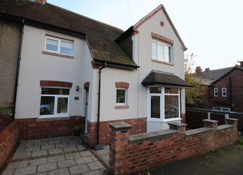 Thumbnail 3 bed semi-detached house for sale in Whitfield Street, Leek, Staffordshire