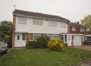 Thumbnail 3 bedroom property to rent in Beech Drive, Broadstairs