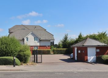 Thumbnail 2 bed flat for sale in Broad Oak, Botley, Southampton