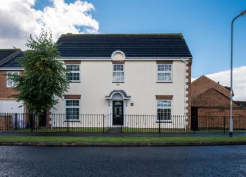 Thumbnail 4 bed detached house for sale in Rider Gardens, Fishtoft, Boston