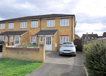 Thumbnail 2 bed end terrace house for sale in Feltham Road, Ashford, Middlesex