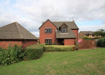 Thumbnail 4 bed detached house to rent in All Saints Close, Wokingham, Berkshire