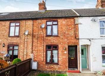 Thumbnail 2 bed terraced house for sale in Raunds Road, Chelveston