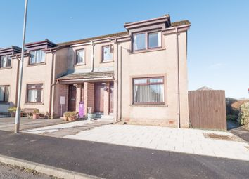 Thumbnail 2 bed end terrace house for sale in Nursery Crescent, Montrose