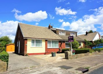 Thumbnail 2 bed semi-detached bungalow for sale in Kirkham Close, Leyland
