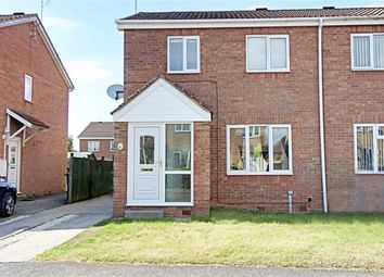 Thumbnail 3 bed semi-detached house to rent in Highfields Way, Chesterfield, Derbyshire