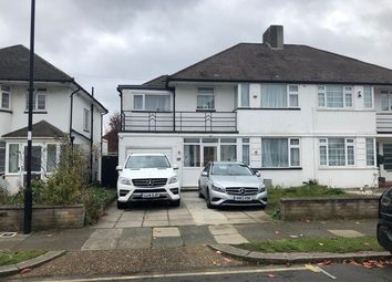 Thumbnail 4 bed property to rent in Chestnut Close, London