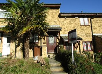 Thumbnail 1 bed terraced house to rent in Monarch Close, Chatham