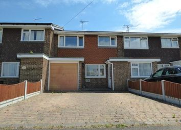 Thumbnail 3 bed terraced house for sale in Broomfield Green, Canvey Island