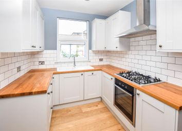 Thumbnail Maisonette to rent in Robinson Road, Colliers Wood, London