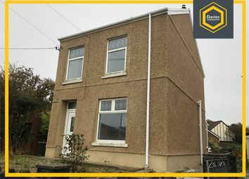 Thumbnail 3 bed detached house for sale in 14 Trallwm Road, Llanelli, Carmarthenshire