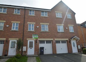 Thumbnail 4 bed town house to rent in Sweet Briar Close, Clayton Le Moors, Accrington