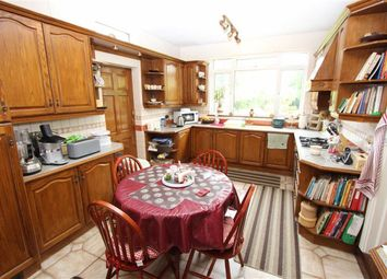 Thumbnail 4 bedroom detached house for sale in Manor Road, Chigwell, Essex