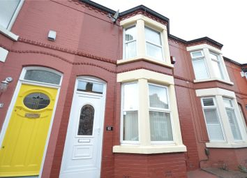 Thumbnail 3 bed terraced house for sale in Briardale Road, Liverpool, Merseyside