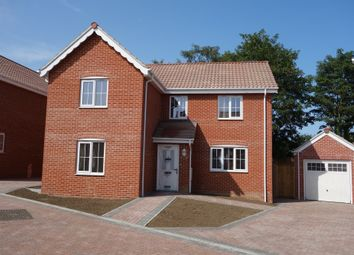 Thumbnail 4 bed detached house for sale in Plot 13, Meadowlands, Wrentham